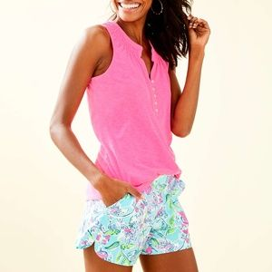 NWT Lilly Pulitzer Ocean View Shorts